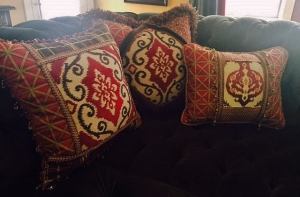 Pillows 7 8 9
